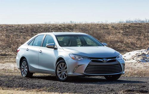 Các điểm khác biệt của Toyota Camry tại thị trường Mỹ và Việt Nam