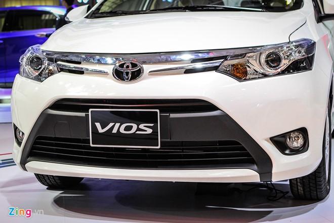 Chiêm ngưỡng mẫu xe Toyota Vios 2016 mới của Toyota Việt Nam (2).jpg
