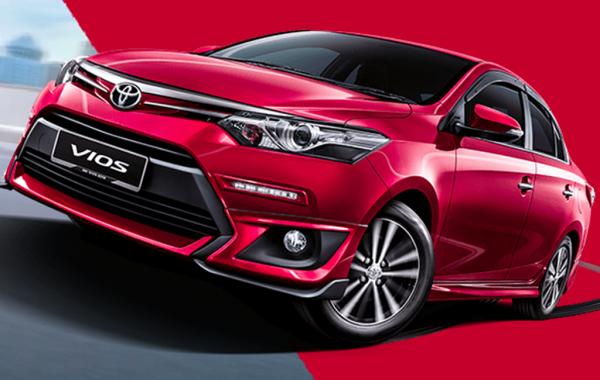 Bộ TRD Sportivo nay đã được trang bị cho Toyota Vios
