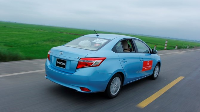 Những lý do người mua xe lần đầu nên chọn Toyota Vios