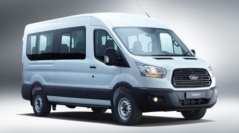 Ford Transit mẫu xe du lịch dành cho nhà kinh doanh
