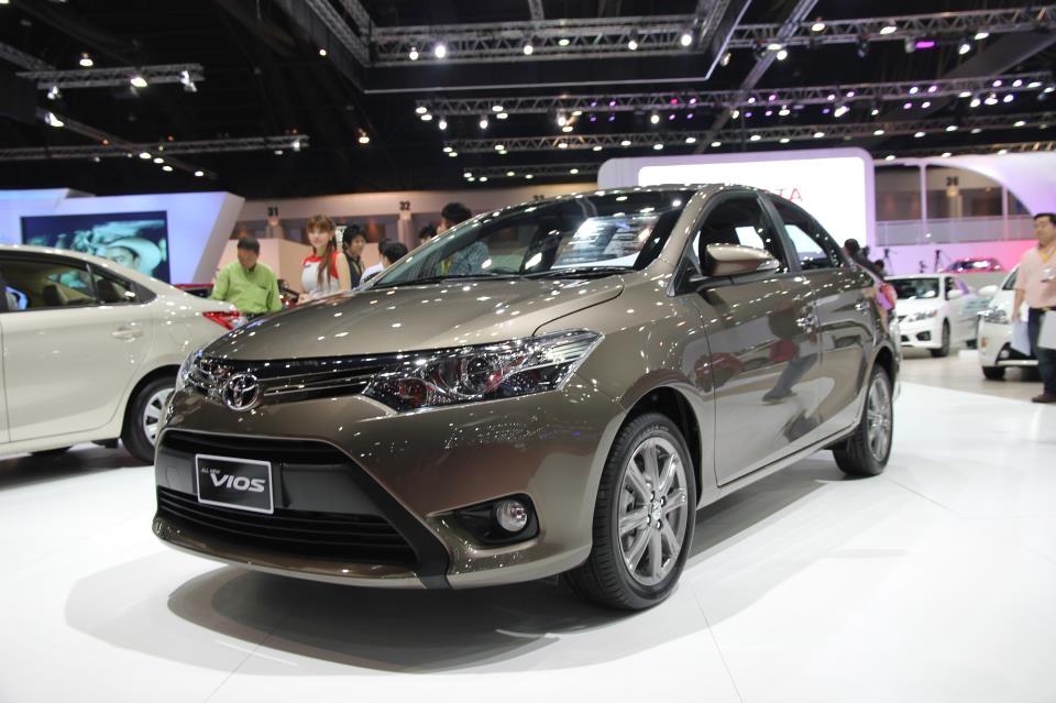 """Toyota Vios 2016: Trở lại và """"lợi hại"""" hơn xưa"""