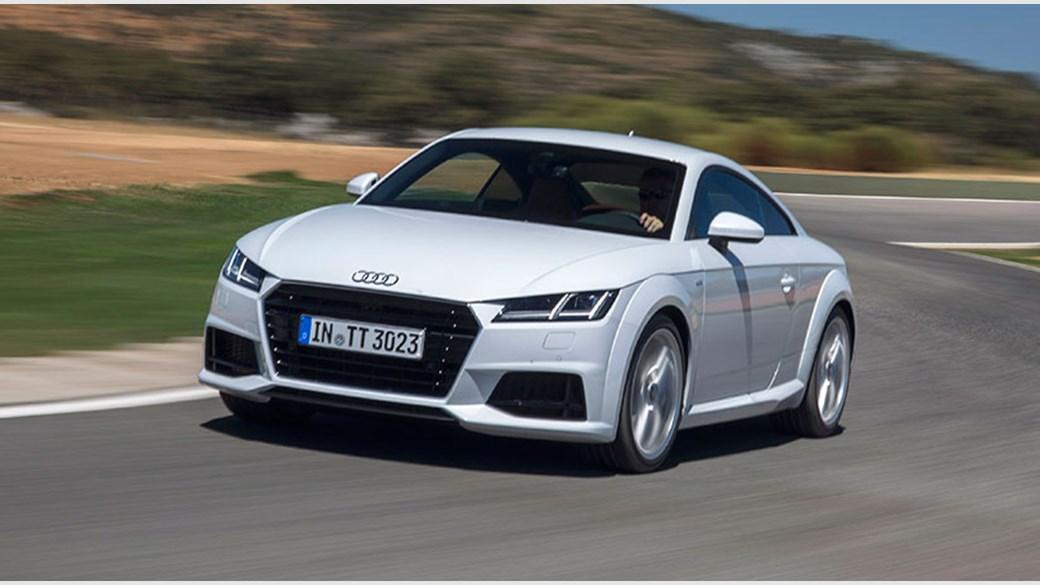 Audi TT 2015 với thiết kế vượt thời đại