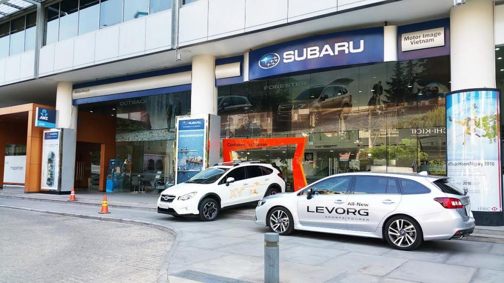 Đại lý Subaru Phú Nhuận