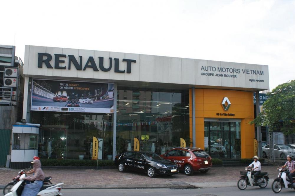 Renault Hà Nội luôn sẵn lòng phục vụ Quý khách theo giờ hoạt động: