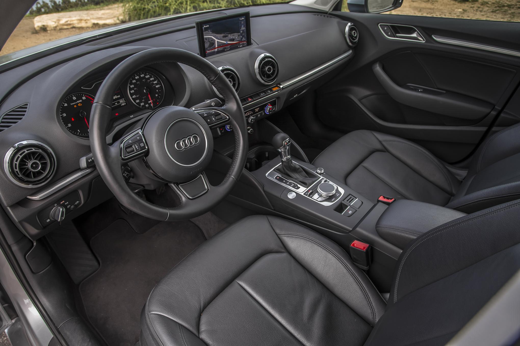 Tháng 6/2014 Một cột mốc đáng nhớ của Audi A3 2015