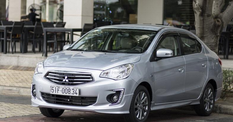 Kết quả hình ảnh cho đánh giá Mitsubishi Attrage