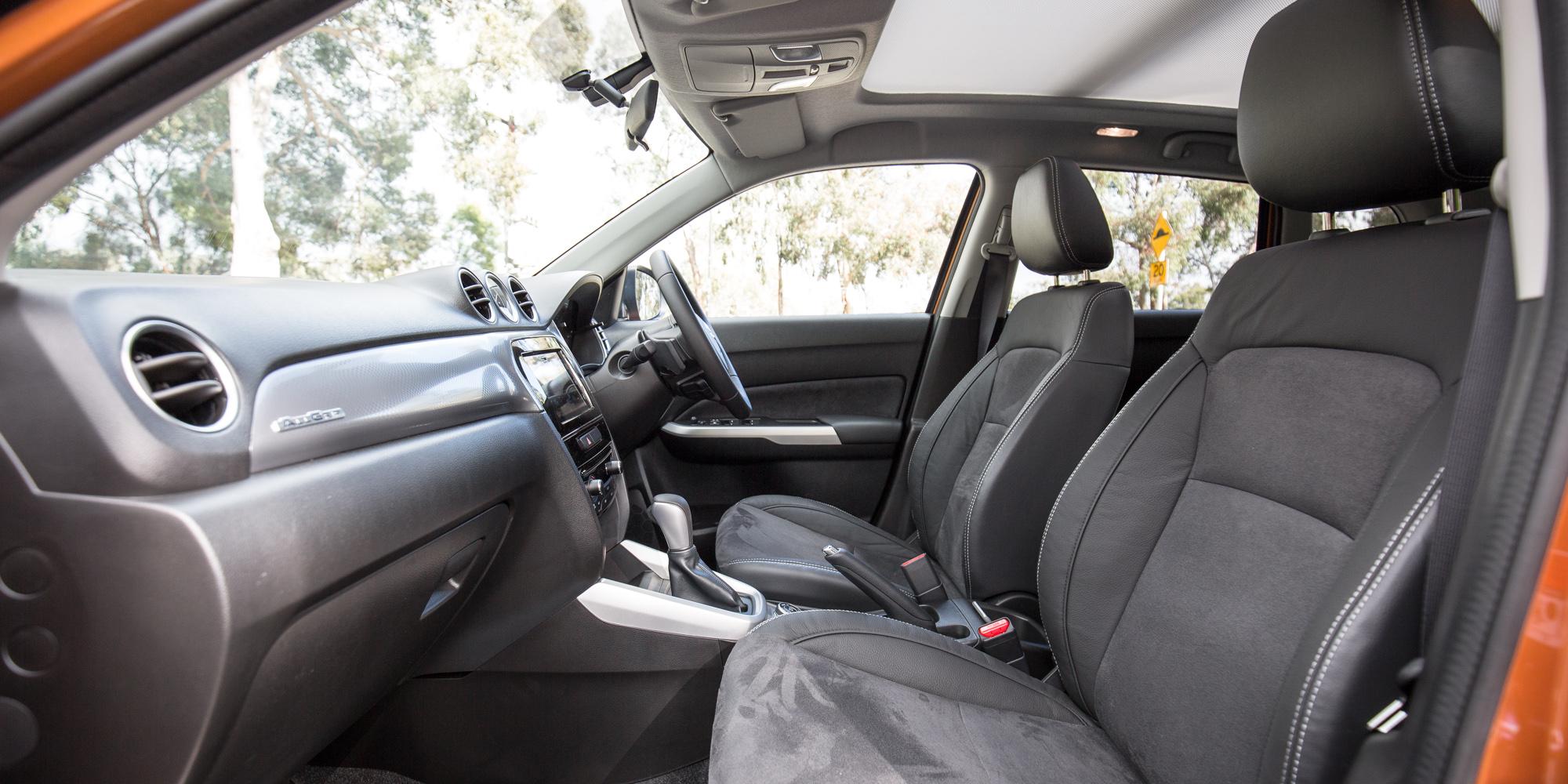 Suzuki Grand Vitara 2016 7 lý do bạn nên sở hữu chiếc SUV này