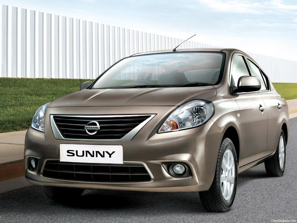 kiểm tra thân xe Nissan Sunny