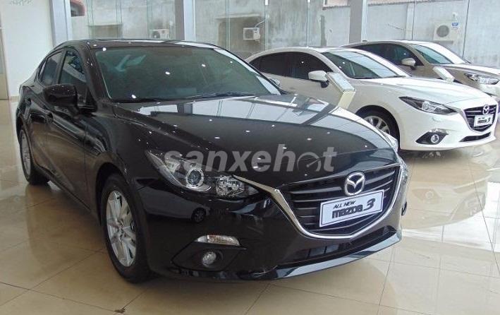 Mazda 3 Sd At 1 5l 2017