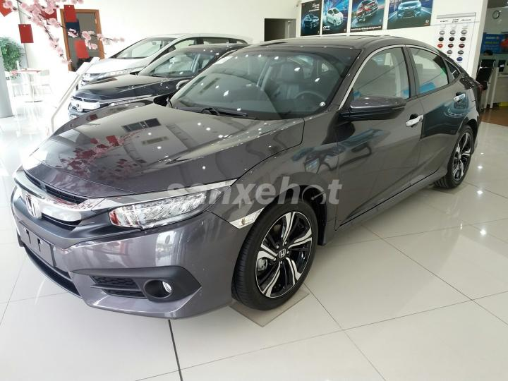 Honda Civic 1.5L Turbo 2017