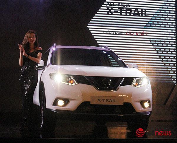 Toyota Vios và Nissan X-trail