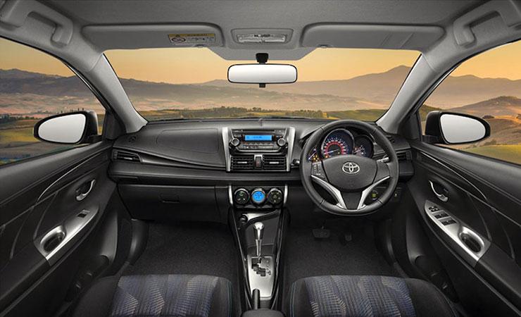 Toyota Vios 2016: Chiếc Xe Đem Lại Thắng Lợi Cho Toyota