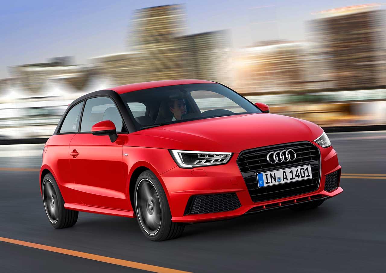 Audi A1 có thêm hai phiên bản mới
