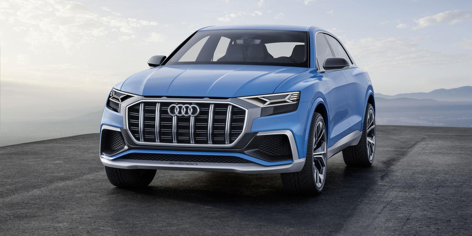 Hãng xe Đức đang lên kế hoạch cho siêu phẩm Audi Q8