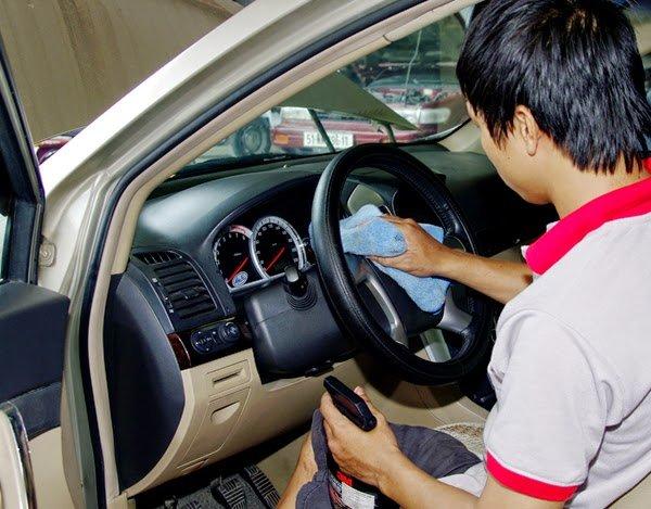 Cách chăm sóc xe cần biết khi mua oto cu