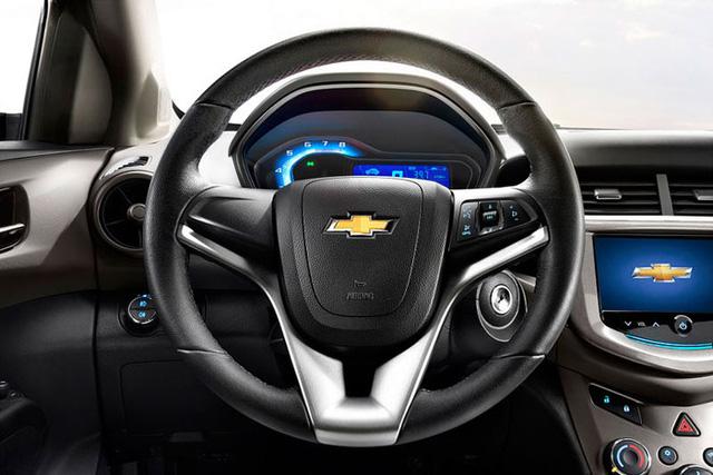 Chevrolet Aveo 2015 Xe Gi R Ph Hp Ti Tin