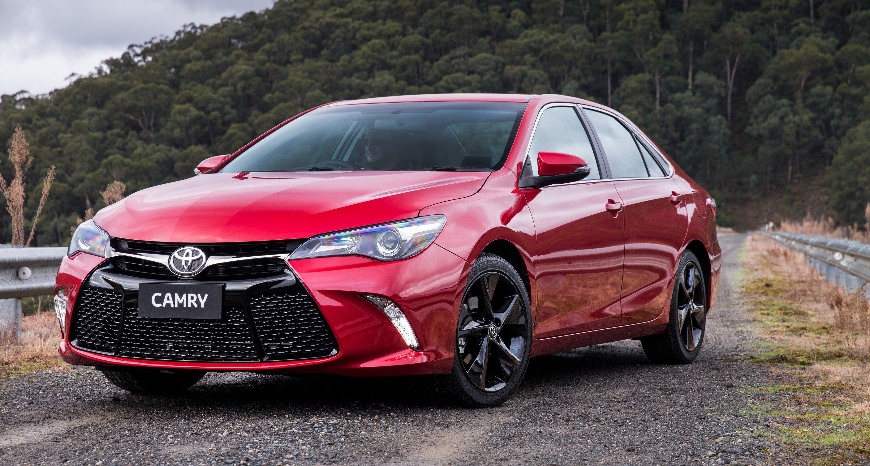 Công nghệ đột phá trên Toyota Camry 2017