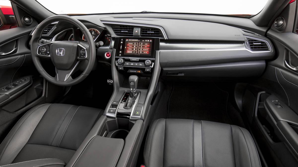 Cú lột xác ngoạn mục của Honda Civic 2017 (phần 2)