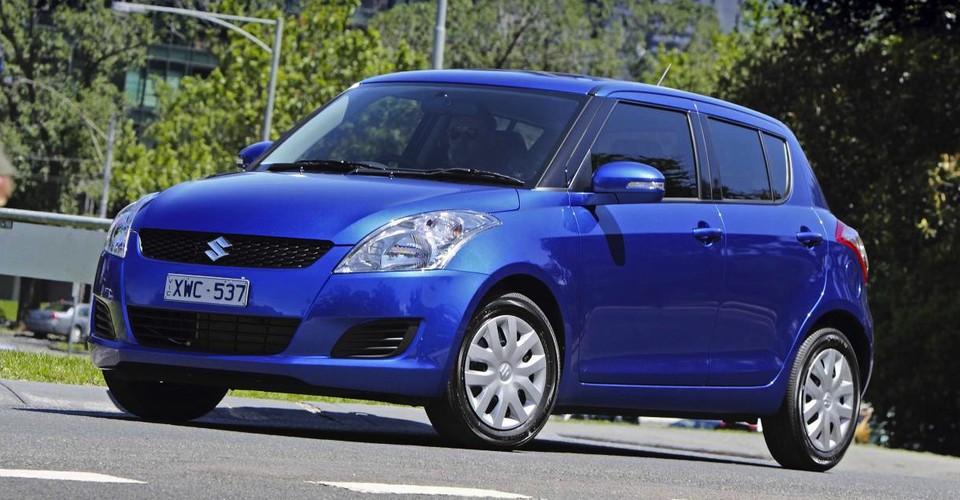 Cùng nhìn lại Suzuki Swift 2013 chiếc hatchback thời thượng