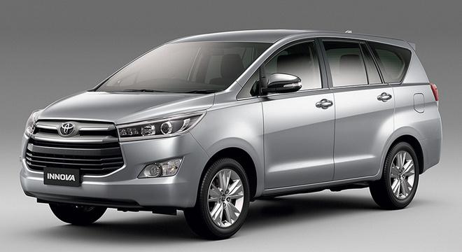Cuộc lột xác ngoạn mục của Toyota Innova 2017