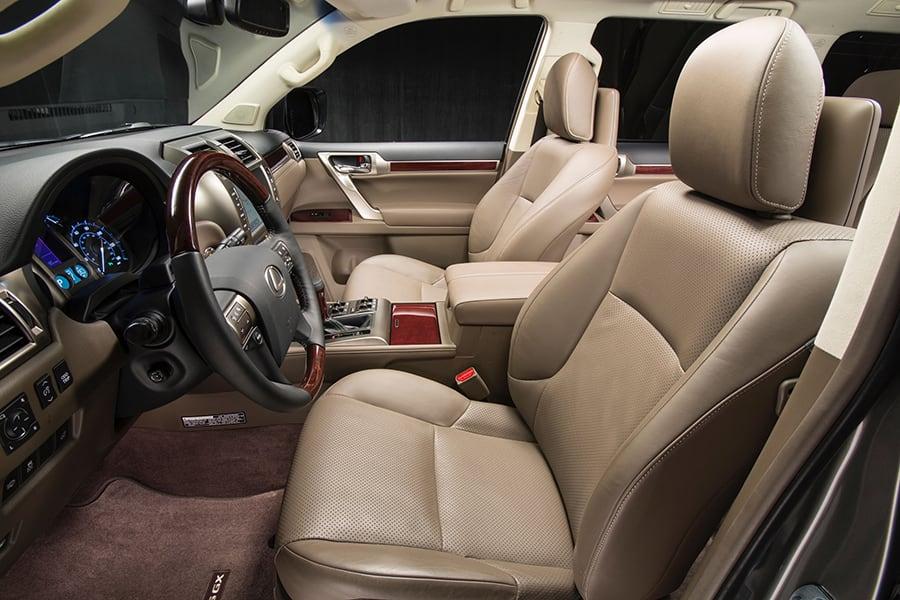 Đánh giá ngoại thất, nội thất xe Lexus GX 460 2015