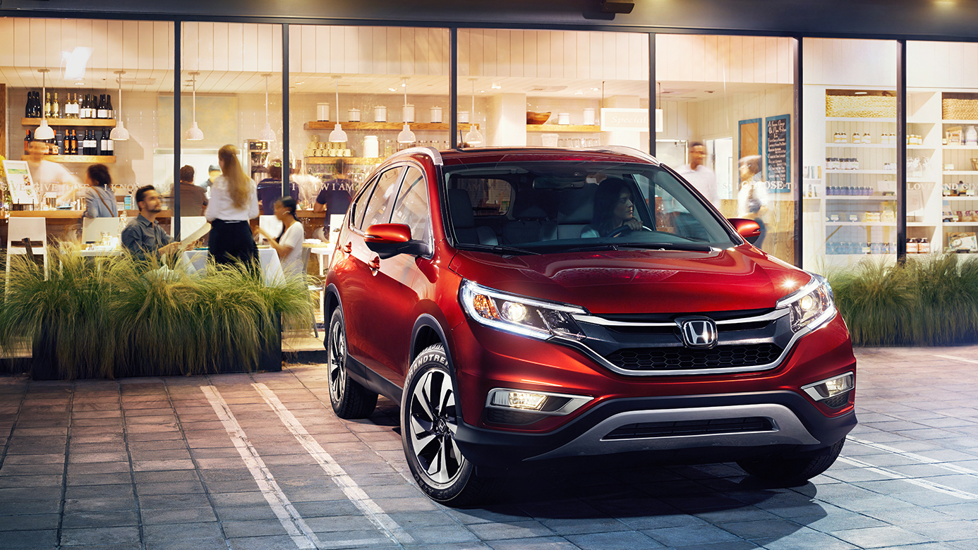 Đánh giá ngoại thất xe Honda CR-V 2016