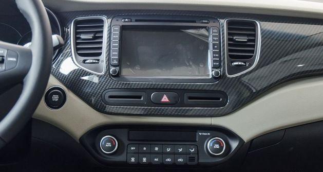 Đánh giá tiện nghi và động cơ của Kia Rondo 2017