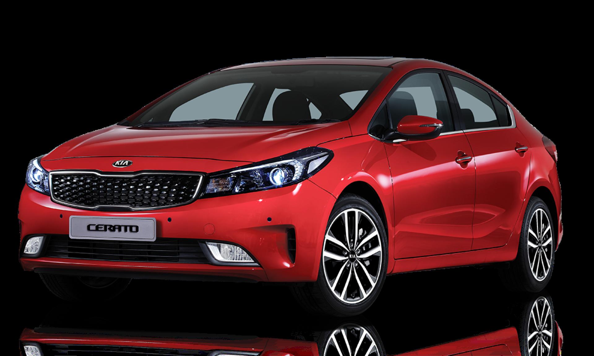 Để thu hút khách hàng Kia Cerato giảm mạnh