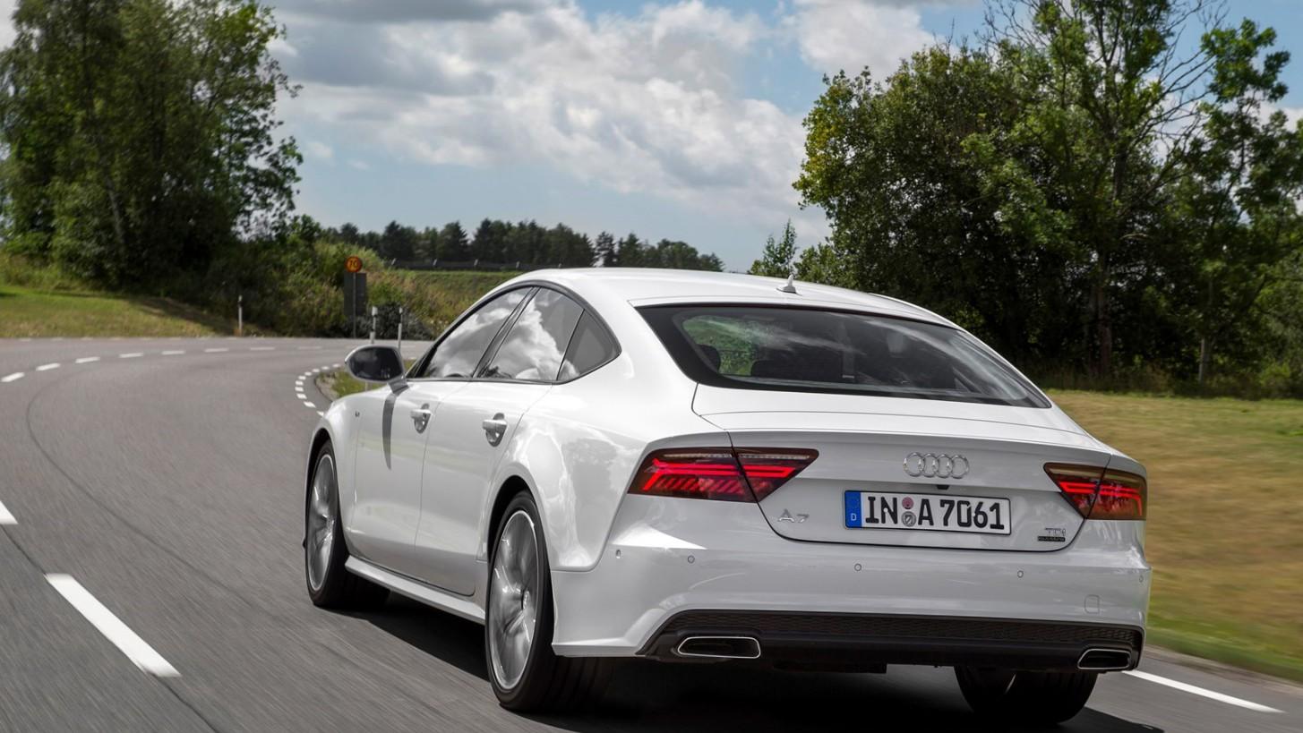 Audi A7 Sportback 2015 sự kết hợp giữa sự sang trọng và thể thao