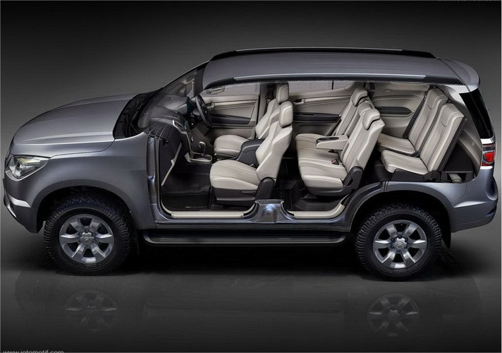 Ford Everest AT 2014 - Chiếc xe mạnh mẽ