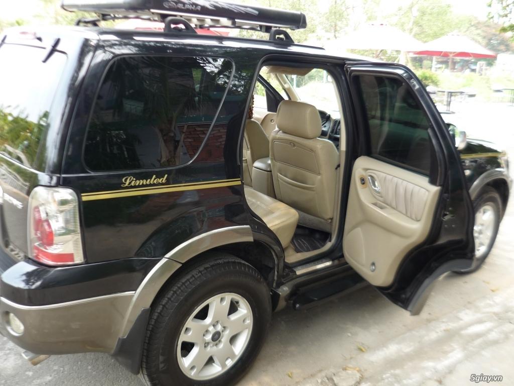 Ford Escape 2004: Chiếc xe gia đình đáng cân nhắc mua