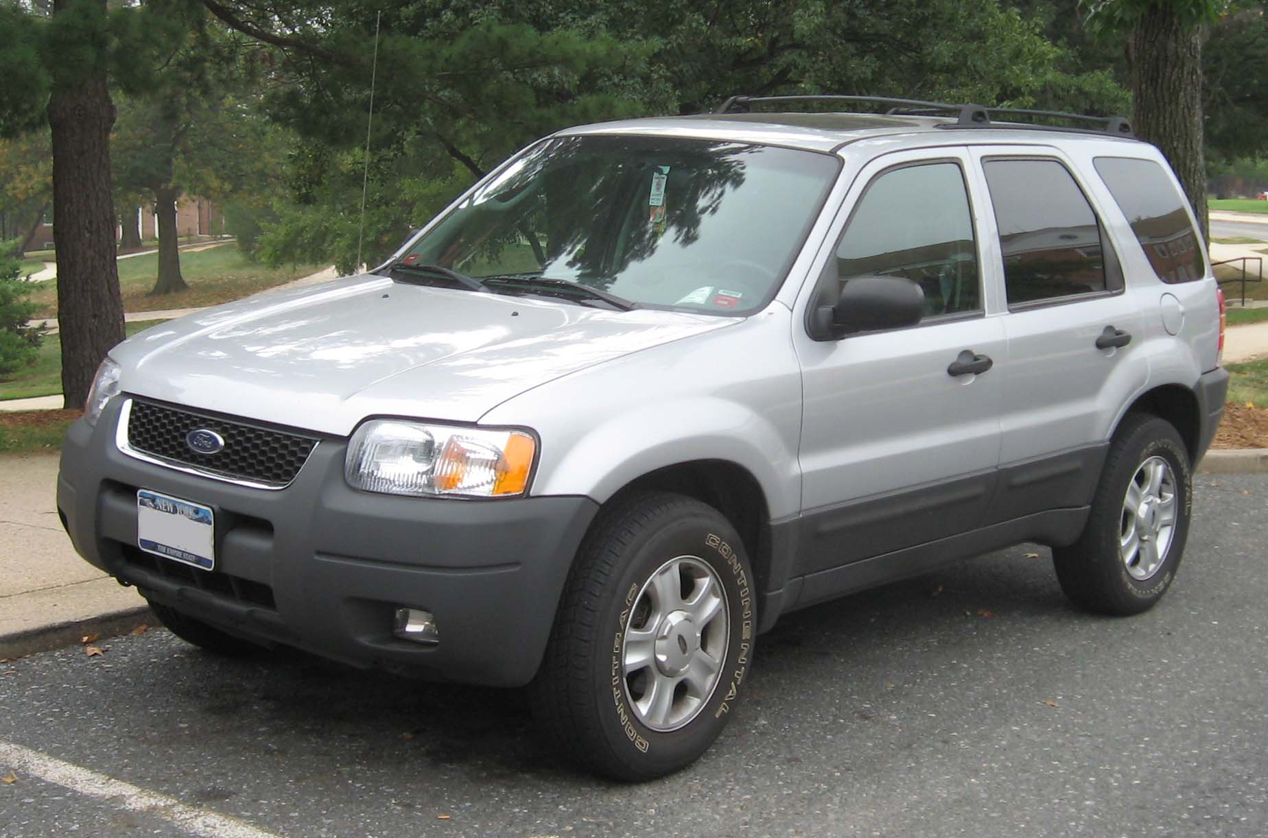 Ford Escape: Mẫu xe từng một thời vang dội