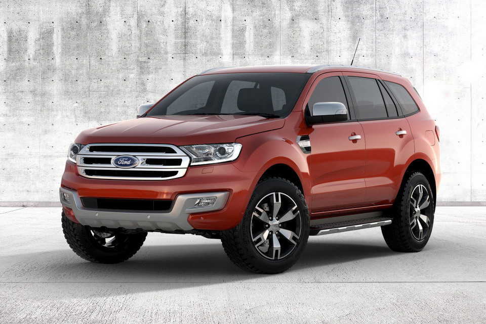 Mua SUV chọn Ford Everest hay Toyota Fortuner?