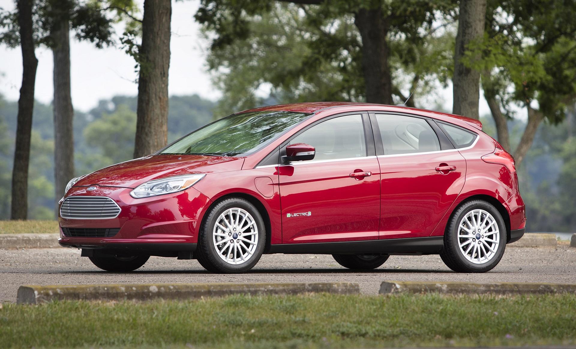 Ford Focus Electric 2017 được tăng sức bền