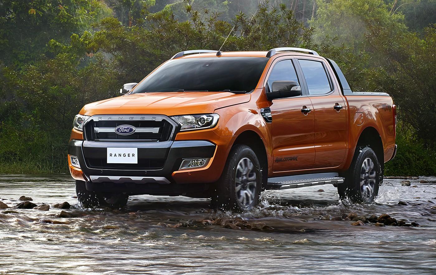 Ford Ranger giữ vững ngôi vương bán tải suốt 3 năm