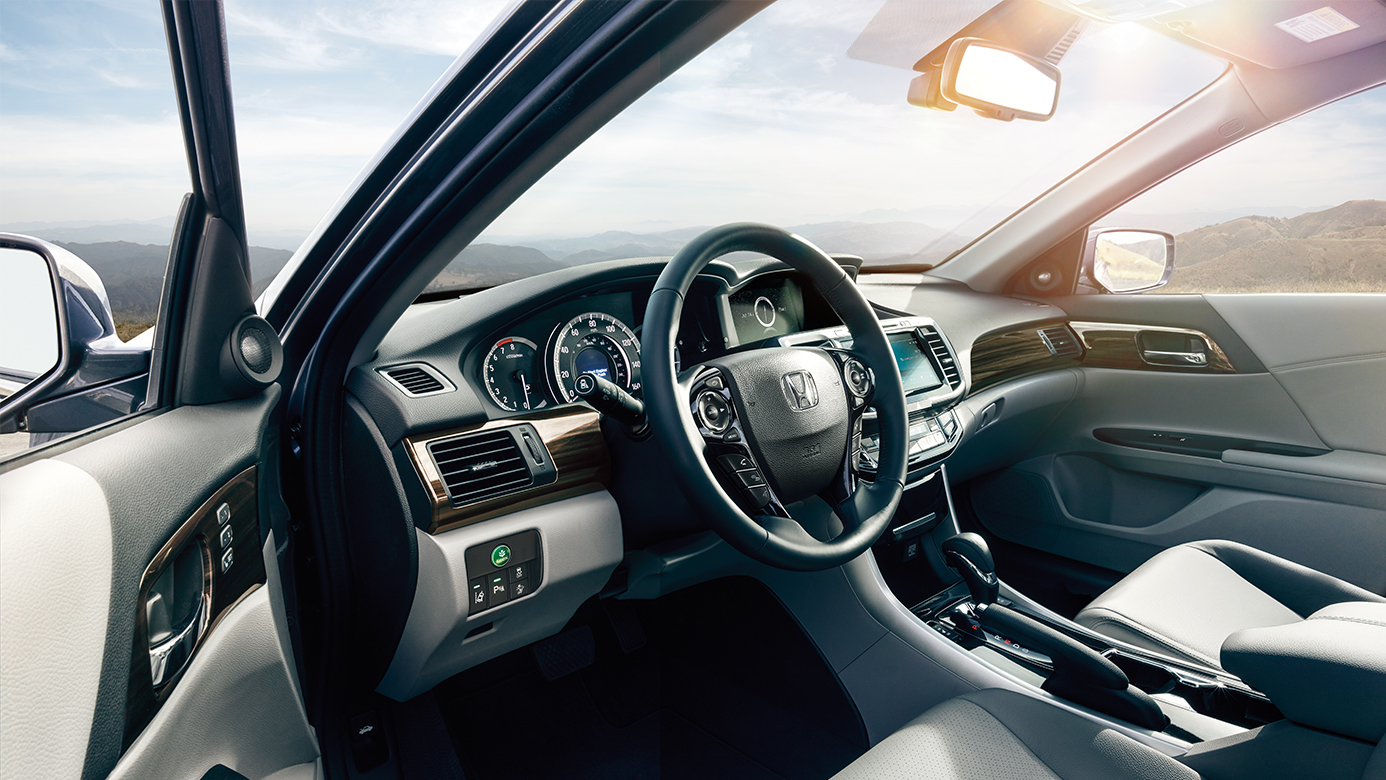 Honda Accord 2016 với những điểm sáng công nghệ