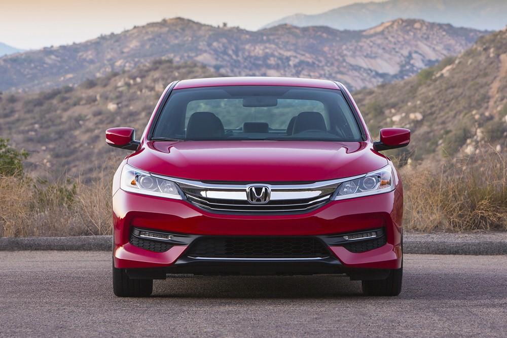 Honda Accord 2017 -  Sự lựa chọn không cần suy nghĩ