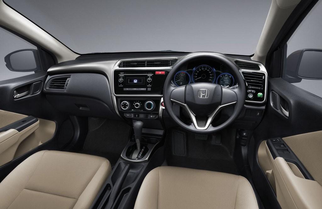 Honda City ra mắt bản Facelift với những thay đổi đáng kể