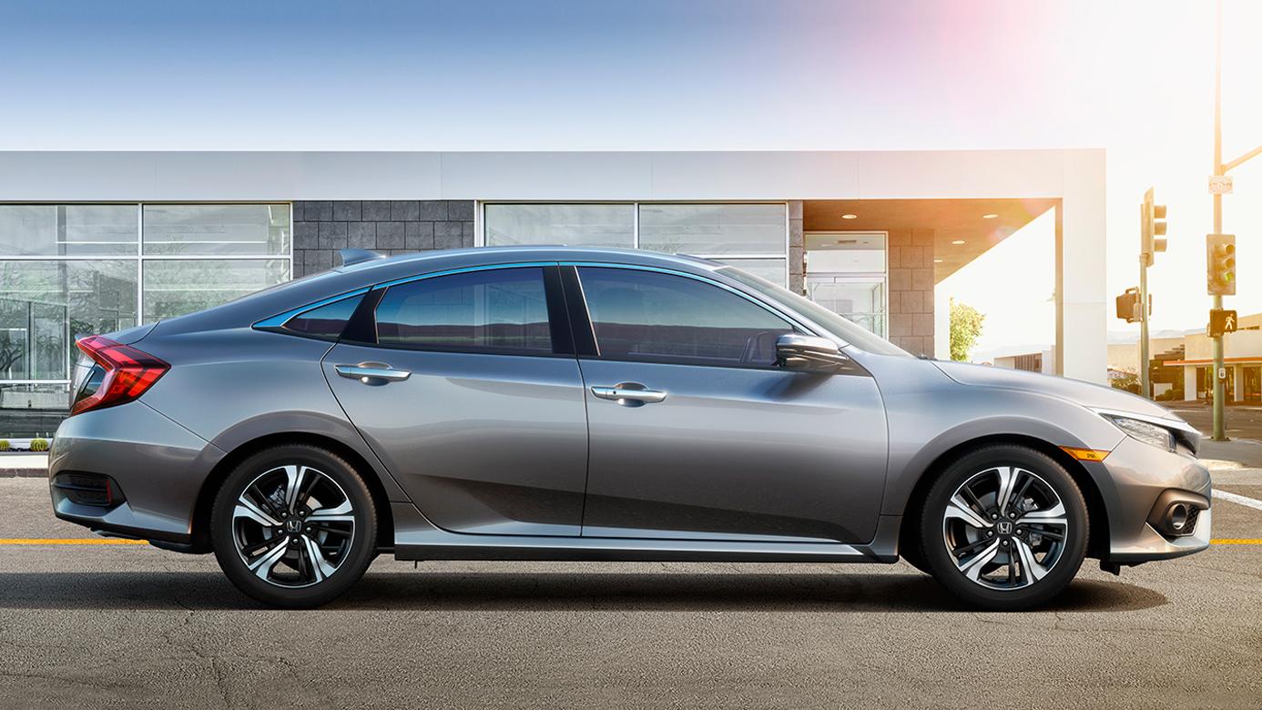 Honda Civic 2016 cùng những thay đổi chiều lòng khách hàng