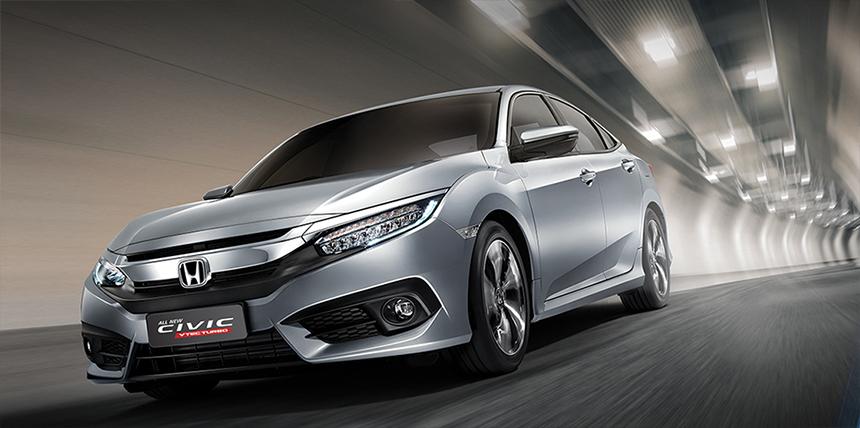 Honda Civic hoàn toàn lột xác ở thế hệ thứ 10