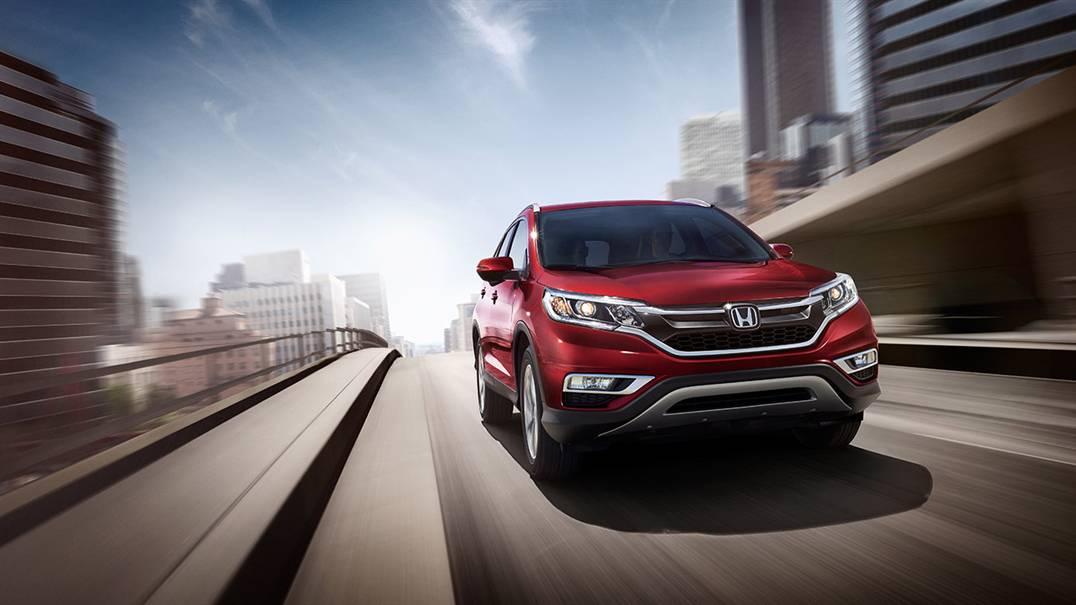 Honda CR-V 2016 nổi bật với trang bị tiện nghi và vận hành chắc chắn