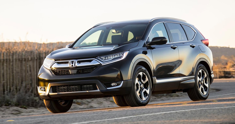 Honda CR-V 2017 hoàn toàn mới kỳ vọng doanh số năm 2017