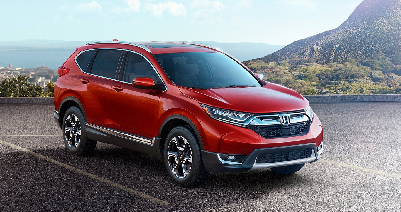 Honda CR-V 2017 - Thêm thể thao, tăng cá tính