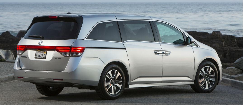 Honda Odyssey - Được gì từ chiếc xe 2 tỷ