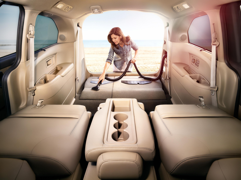 Honda Odyssey xứng danh mẫu xe gia đình hoàn hảo