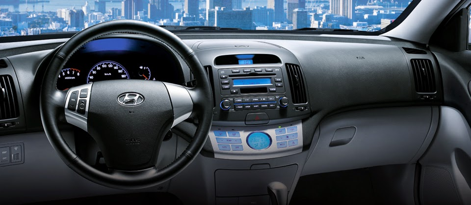 Hyundai Avante 2015 – chiếc xe được thiết kế dành cho thị trường Việt