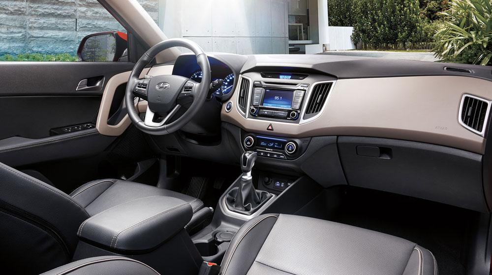 Hyundai Creta 2015 – chiếc xe vạm vỡ của Hyundai (Phần 2)