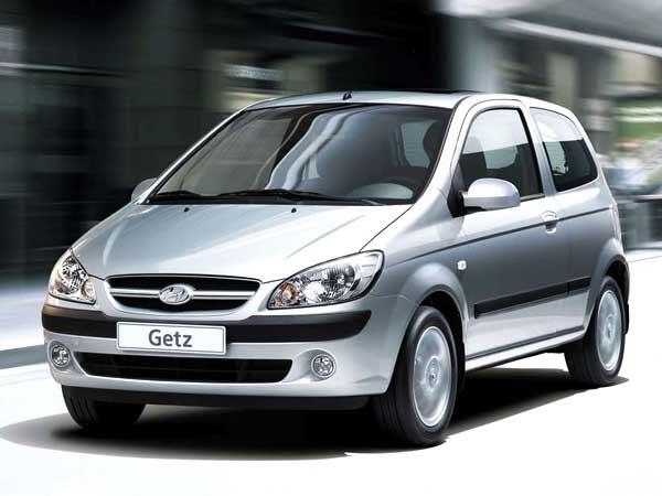 Hyundai Getz và Kia Morning hai dòng xe nhỏ chiếm lĩnh thị trường