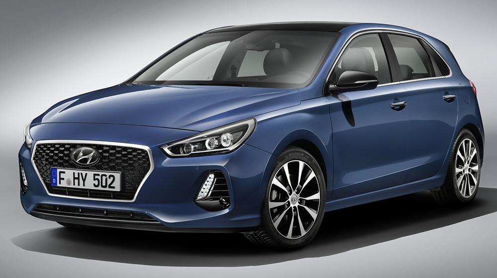 Hyundai i30 2017 không chỉ là xe có thiết kế đẹp